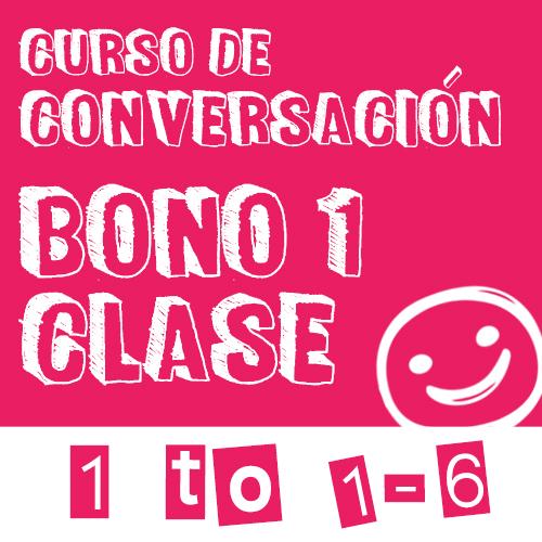 conversacion 1 clase